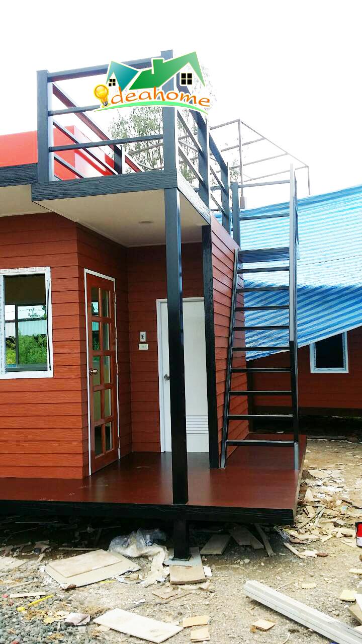 บ้านน็อคดาวน์ บ้านสำเร็จรูป office ราคาถูก