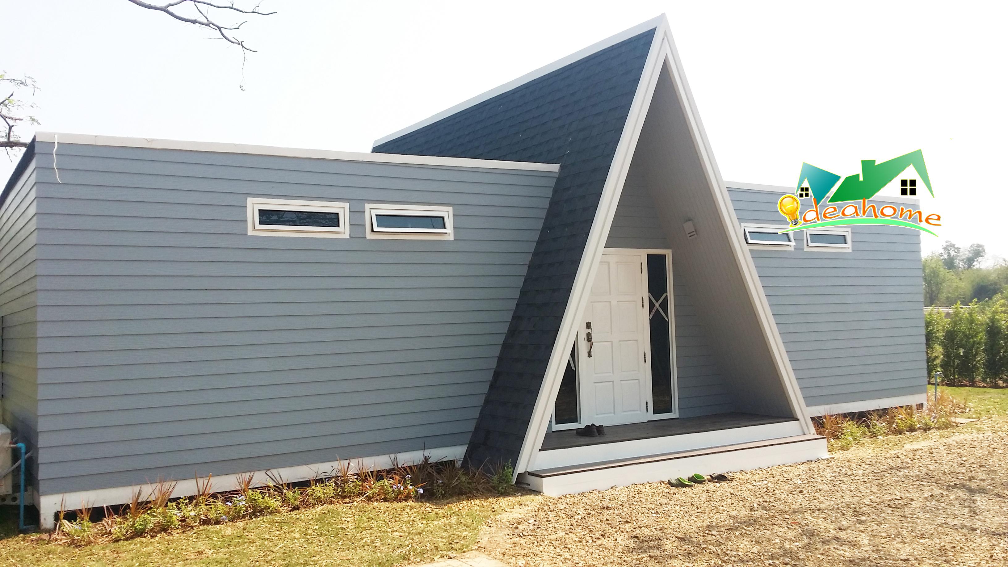 บ้านน็อคดาวน์,บ้านสำเร็จรูป - Pyramid-